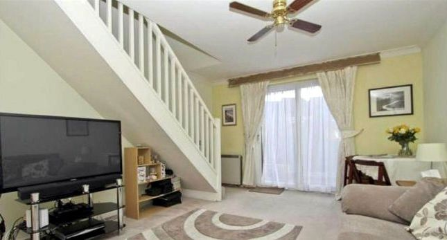 Thumbnail Terraced house to rent in Newcombe Rise, West Drayton
