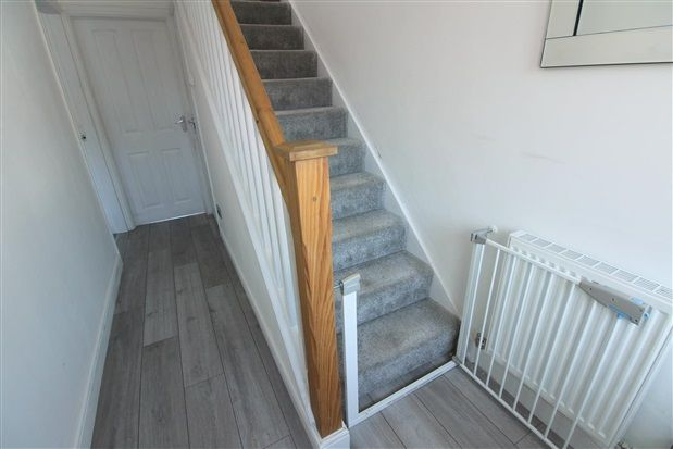 Hallway of Shelley Close, Carnforth LA5