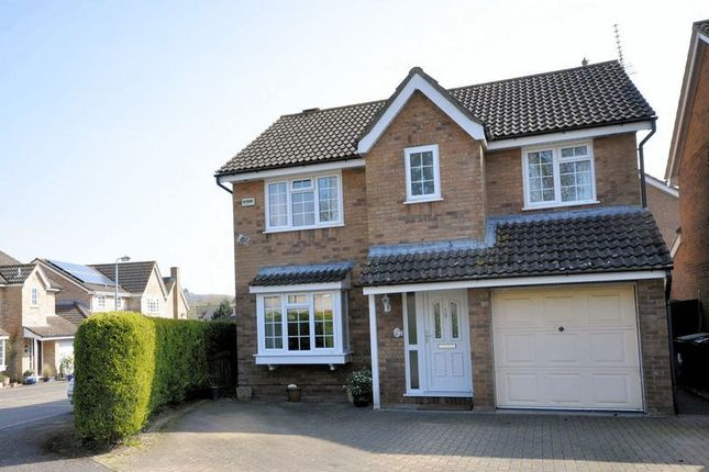 Thumbnail Detached house for sale in Were Close, Warminster