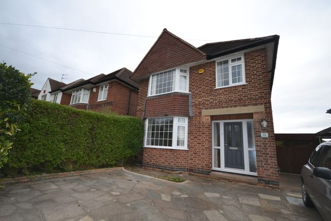 Thumbnail Detached house to rent in Burnside Drive, Bramcote, Nottingham