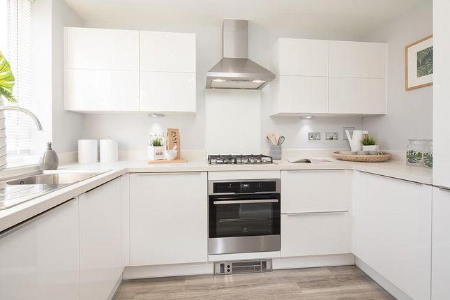 """Kitchen of """"Richmond"""" at Blackpool Road, Kirkham, Preston PR4"""