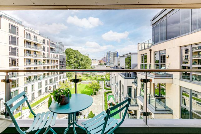 Thumbnail Flat for sale in Mahogany House, Imperial Wharf, London
