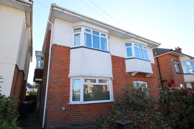 Thumbnail Flat to rent in Mortimer Road, Bournemouth