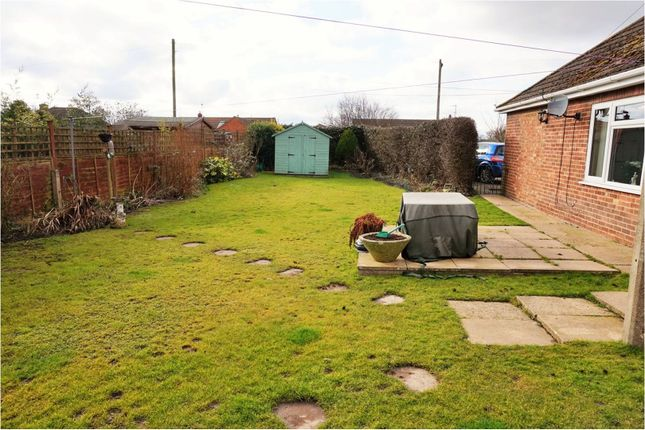 Side Garden of Low Road, Stowbridge PE34