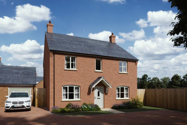 Thumbnail Detached house for sale in Bosworth Grange, Husbands Bosworth, Lutterworth