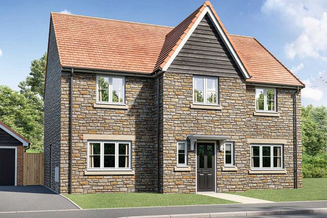 """4 bed detached house for sale in """"The Blenheim"""" at Pincots Lane, Wickwar, Wotton-Under-Edge GL12"""