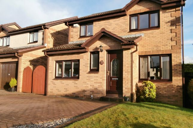 Thumbnail Detached house for sale in Barony Drive, Springhill Farm, Baillieston, Glasgow