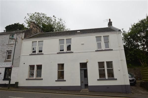 Thumbnail Flat for sale in West High Street, Kirkintilloch, Glasgow