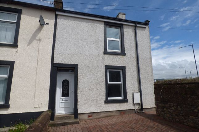 2 bed end terrace house to rent in North Road, Egremont, Cumbria CA22