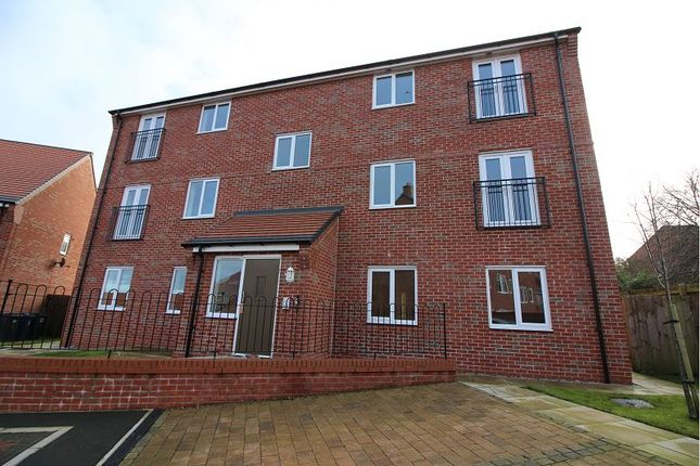 Flat for sale in Mulberry Close, Ormskirk