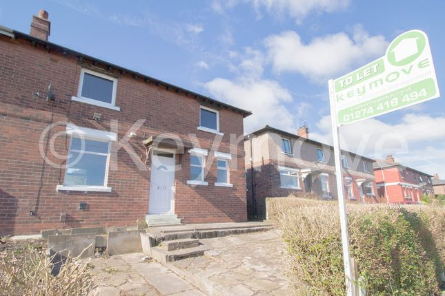 Thumbnail Semi-detached house to rent in Crawford Avenue, Odsal