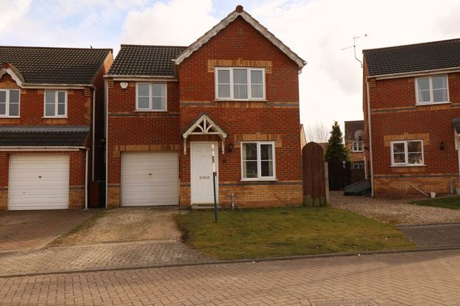 Thumbnail Detached house to rent in Gloucester Court, Scunthorpe