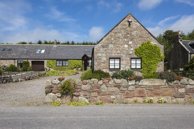 Thumbnail Farmhouse for sale in South Cookney, Netherley, Stonehaven, Aberdeenshire