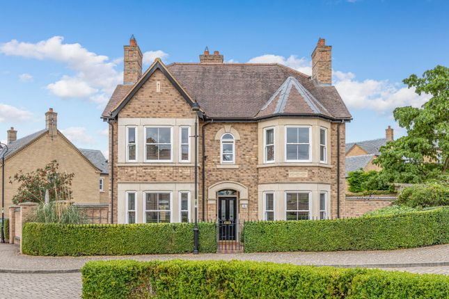 Thumbnail Detached house for sale in Fleming Drive, Fairfield, Hitchin, Herts