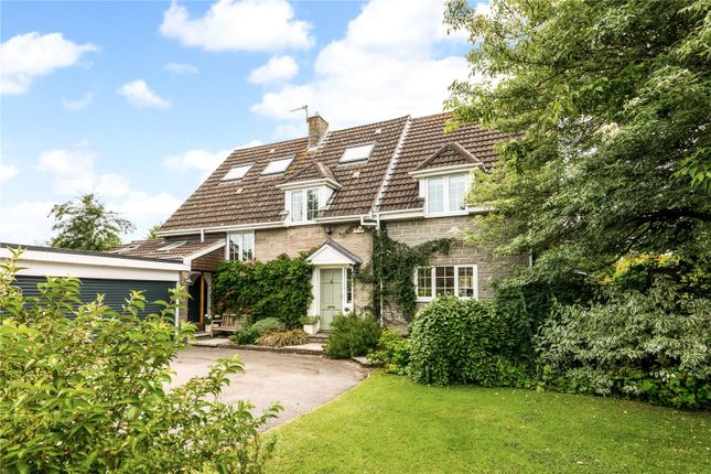 Thumbnail Detached house for sale in Monkton Deverill, Warminster, Wiltshire