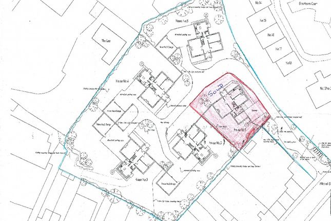 Thumbnail Land for sale in Mcglashan Gardens, Crieff
