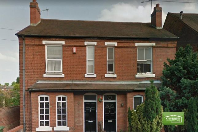 Thumbnail Terraced house to rent in Borneo Street, Butts, Walsall