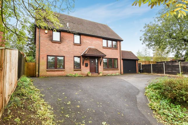 Thumbnail Detached house for sale in Winchester Road, Petersfield