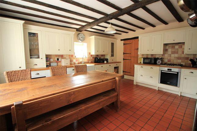 Thumbnail Detached house for sale in School Lane, Newington, Sittingbourne