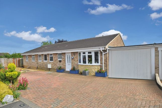 Thumbnail Detached bungalow for sale in Fleming Close, Bicester