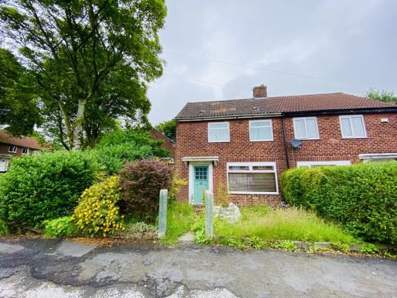Front of Montserrat Road, Johnson Fold, Bolton, Greater Manchester BL1