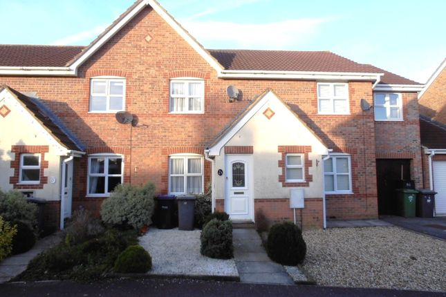 Thumbnail Terraced house to rent in Daisy Close, Melksham