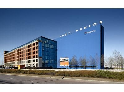 Thumbnail Office to let in Fort Dunlop, Castle Bromwich, Birmingham, West Midlands, England
