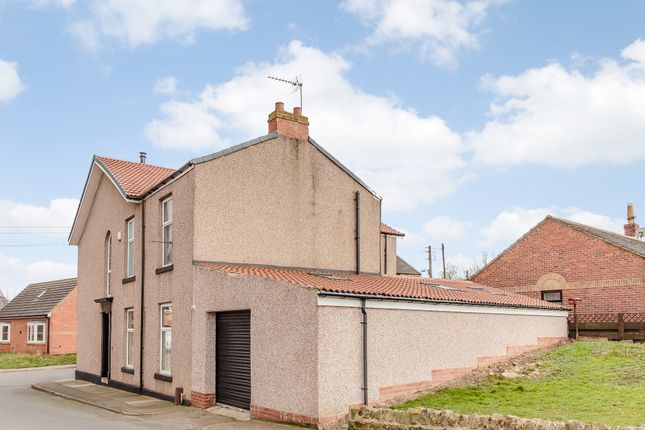 Thumbnail Detached house for sale in Main Street, Witton Park, Bishop Auckland, Durham