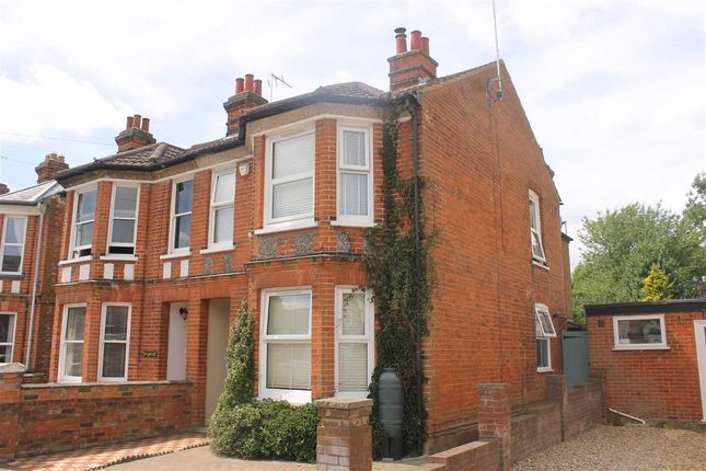 Thumbnail Semi-detached house to rent in Hatfield Road, Ipswich