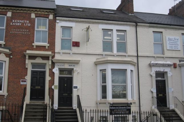 Office to let in Victoria Road, Darlington