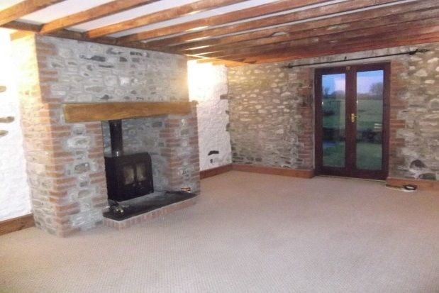 Thumbnail Barn conversion to rent in Drefach, Llanybydder