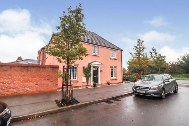 Thumbnail Detached house for sale in Halton Way Kingsway, Gloucester