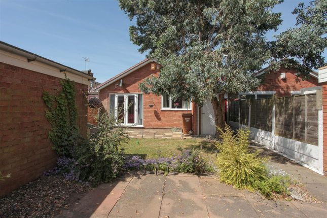 Thumbnail Semi-detached bungalow for sale in Woodend Way, Aldridge, Walsall