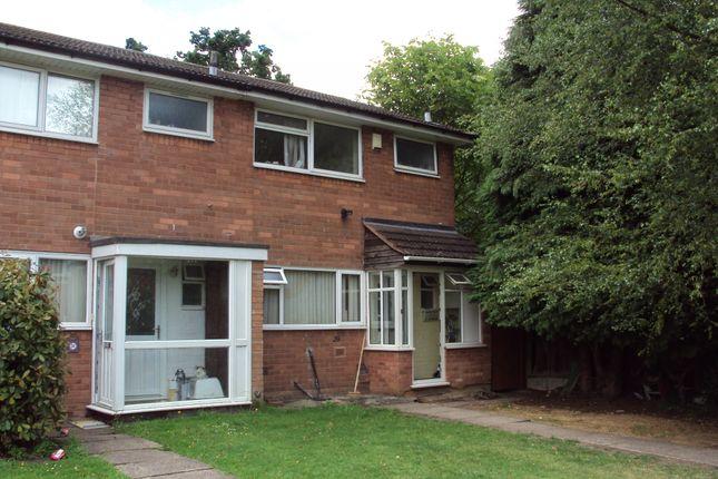 Exterior of Earlswood Court, Handsworth Wood, Birmingham B20