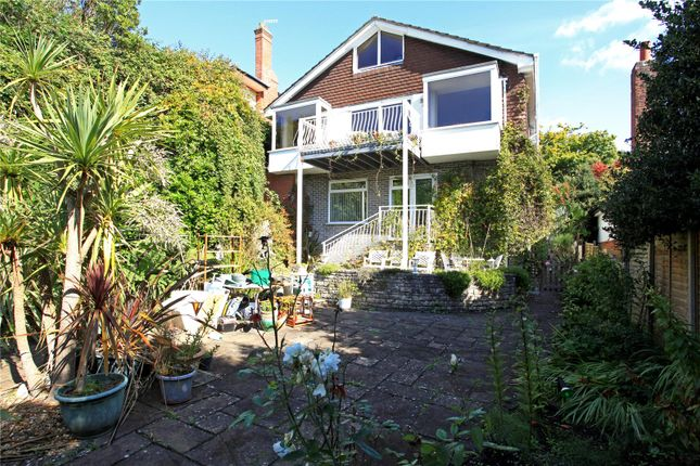 Thumbnail Detached house for sale in Corfe View Road, Lower Parkstone, Poole