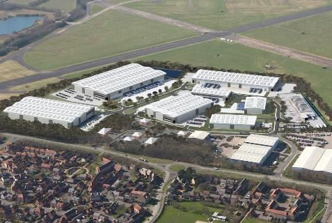 Thumbnail Industrial to let in Design & Build Opportunities, Network 46, A46, Witham St Hughs, Lincoln