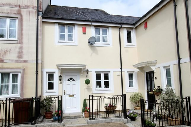 Thumbnail Terraced house for sale in Freedom Square, Greenbank, Plymouth
