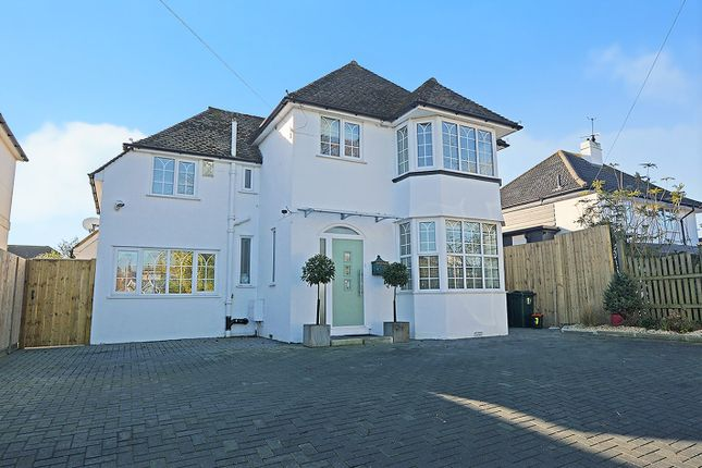 Thumbnail Detached house for sale in Canterbury Road, Kennington, Ashford