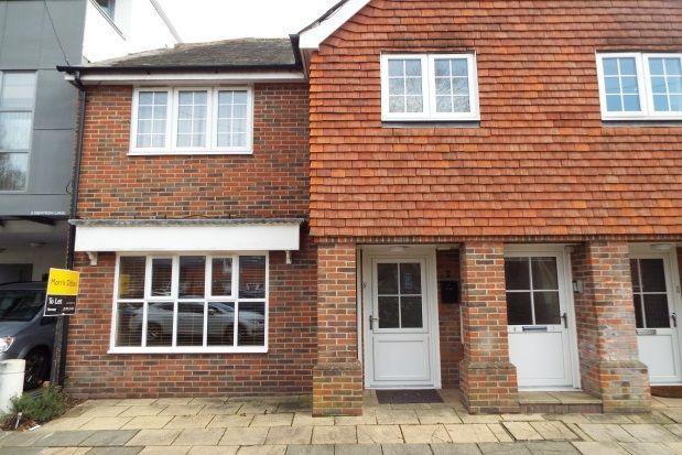 Thumbnail Flat to rent in Newton Lane, Romsey