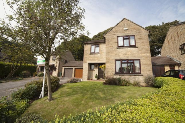 Thumbnail Detached house for sale in Langport Close, Queensbury, Bradford
