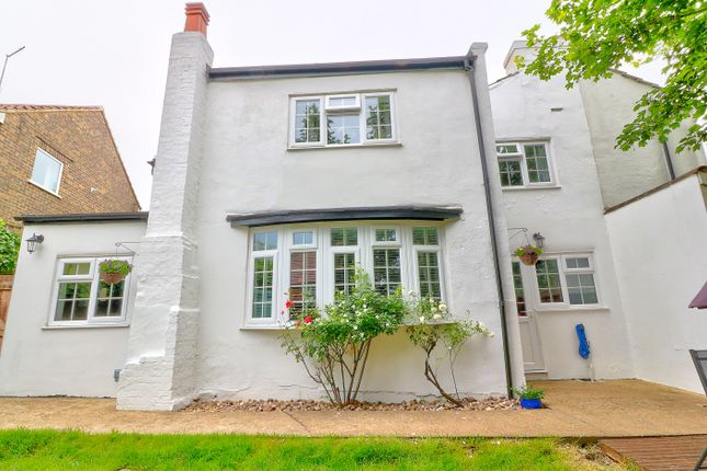 Thumbnail End terrace house for sale in Chapel Green, Crowborough
