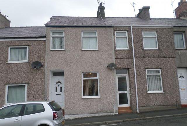 Thumbnail Terraced house to rent in 19, Mountain Street, Caernarfon