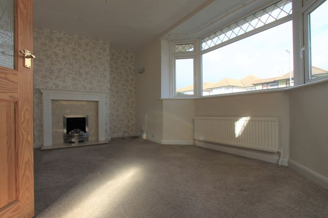 Thumbnail Semi-detached house to rent in Thornhill Rise, Portslade