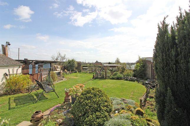 Thumbnail Detached bungalow for sale in Swan Lane, Sellindge, Ashford