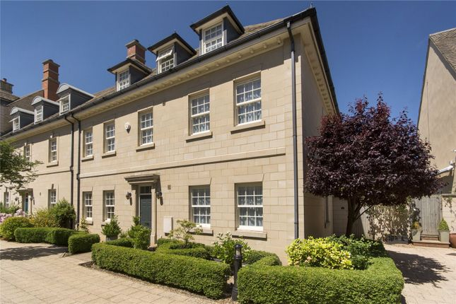 Thumbnail Detached house for sale in Danegeld Place, Stamford, Lincolnshire