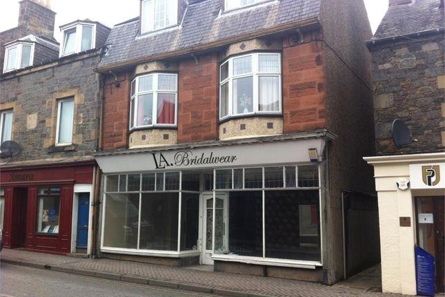 Thumbnail Retail premises to let in 28, Island Street, Galashiels, Galashiels, The Scottish Borders