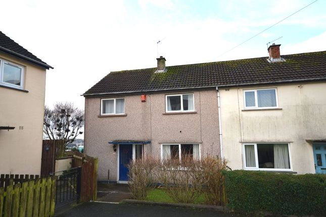 Thumbnail Semi-detached house to rent in Hillary Close, Salterbeck, Workington