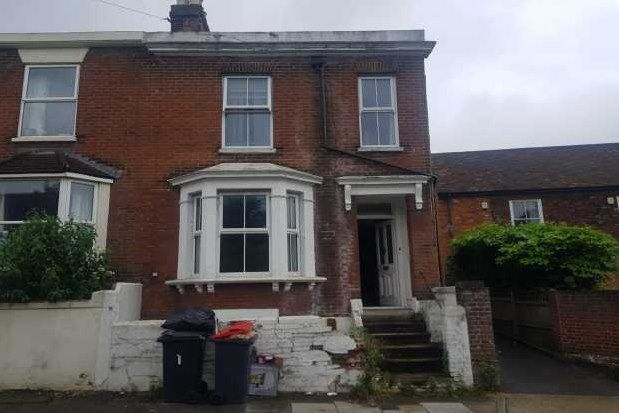 Thumbnail End terrace house to rent in Gordon Road, Canterbury
