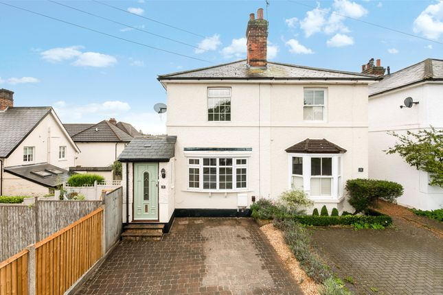 Thumbnail Semi-detached house to rent in Albert Road North, Reigate, Surrey