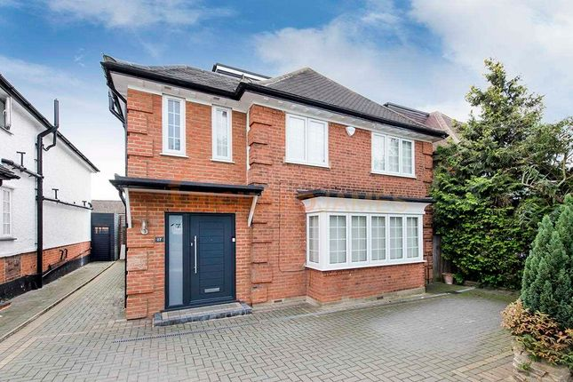Thumbnail Detached house for sale in Limes Avenue, London